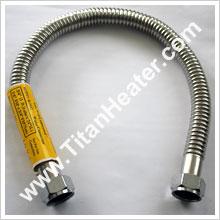 Flexible Water Connectors 1/2
